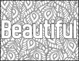 positive affirmations coloring pages adults beautiful