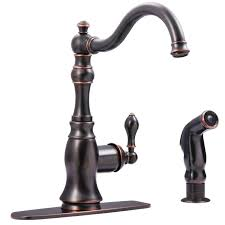 Moen Brantford Kitchen Faucet Oil Rubbed Bronze by Updated Oil Rubbed Bronze Kitchen Faucethome Design Styling