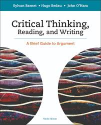 critical thinking reading and writing 9781319035457 macmillan