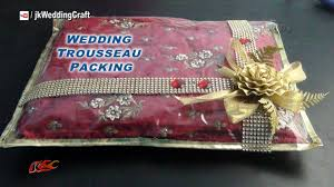 wedding dresses packing creative gift packing ideas for wedding trousseau how to pack