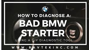 2007 bmw x3 starter how to diagnose a bad bmw starter with a diagnostic scanner