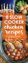 thanksgiving chicken dishes 8 slow cooker chicken recipes damn delicious
