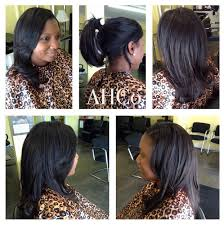 versatile vixen sew in the versatile sew in weave step by step tutorial video