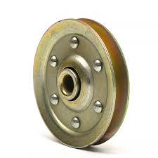 Garage Door Repair Chicago by Buy 3 Inch Heavy Duty Garage Door Sheave Pulley 200 Lb Load