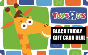 gift card discounts 100 toys r us gift card discounts to 85 on black friday