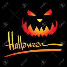 Halloween Vector Free Halloween Vector Frame Hand Lettering Royalty Free Cliparts