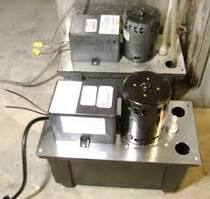 how to install a basement dehumidifier