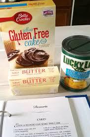gluten free desserts thanksgiving 3 ingredient gluten free dessert featuring betty crocker gluten