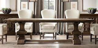 Restoration Hardware Tables Restoration Hardware Dining Table Freedom To