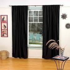 108 Inch Tension Curtain Rod Best 25 Rod Pocket Ideas On Pinterest Rod Pocket Curtains