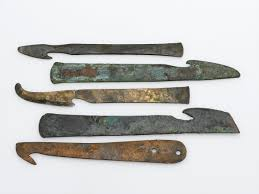 embalming tools file bronze knife used in mummification 600 200 bce