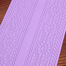 aliexpress buy 39 6x17cm decorating lace silicone mat
