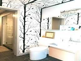wallpaper ideas for bathrooms bathroom wall border country wall border bathroom wall borders