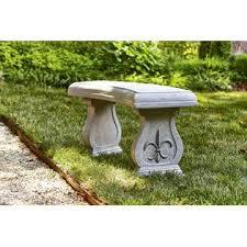 essential garden curved bench garden decoration outdoor living