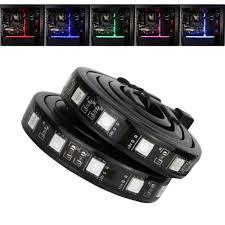 12v Waterproof Led Light Strips by Aliexpress Com Buy Alseye Computer Led Case Light 5 Pires