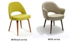 Arm Chair Wood Design Ideas Saarinen Executive Armchair Wood Legs Decorating Ideas Fresh