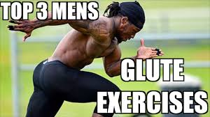 men s top 3 strength and physique glute exercises for men mens booty