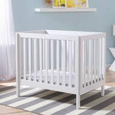 Mini Cribs Delta Children Bennington Elite Mini Crib With Mattress White