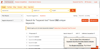 Related Keywords Suggestions For I - 3 best keyword tools to make your post seo friendly howtublogs
