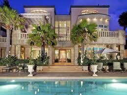 La Jolla Luxury Homes by Sandy Beachfront Gated Mansion La Jolla California United