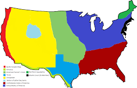 Confederate States Map by Pol Politically Incorrect Thread 119084418