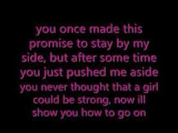 be my bad boy lyrics