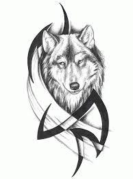 cool wolf designs