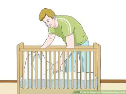 how to keep the church nursery clean 11 steps with pictures