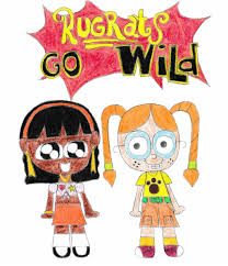 rugrats go wild by movie compare on deviantart