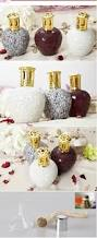 berger home decor luxury mosaic glass catalytic fragrance lamp perfume lamp lampe