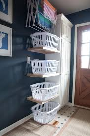 Diy Laundry Room Storage by Laundry Room Ideas To Make Your U0027s Work For You