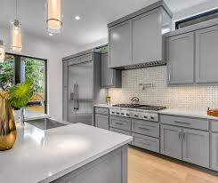 gray kitchen cabinet paint color cabinet paint color trends for 2021 clean lines painting