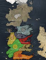 7 kingdoms map most of westeros is leaderless now and nobody on of thrones
