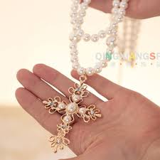 fashion gold cross necklace images Cheap cross necklace women find cross necklace women deals on jpg