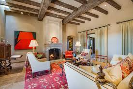 Hacienda Home Interiors by Tour An Elegant And Sophisticated Hacienda In Santa Fe Santa Fe