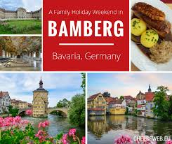 bamberg germany map a family weekend in bamberg germany