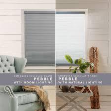 amazon com chicology cordless cellular shades window blind