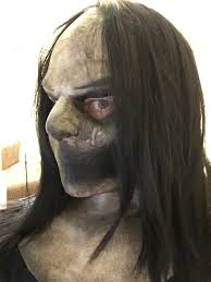 sinister mask bagul demon boogieman latex fancy dress costume