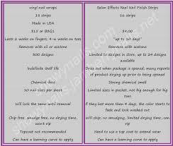 jamberry nail wraps vs sally hansen u0027s salon effects real nail