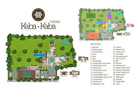 floorplan kaba kaba estate u2013 tabanan 8 bedroom luxury villa bali