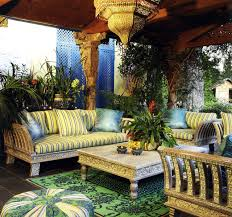 Tropical Patio Design Covered Outdoor Patio Tropical Patio Other By Coleccion