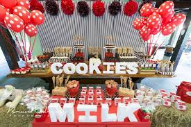 cookie party supplies kara s party ideas milk and cookies birthday party planning ideas