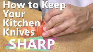 consumer reports kitchen knives how to keep your kitchen knives sharp consumer reports a few