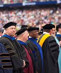faculty regalia commencement faculty registrar liberty