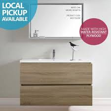 Bathroom Vanity 900mm by Timber Bathroom Vanities Bathroom Decoration