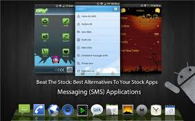 best sms app android best messaging apps for android beat the stock