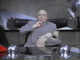 Dr Evil Meme Generator - dr evil and cat blank template imgflip