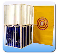 dunking booth rentals dunk tank rentals cleveland bounce a division of ohio mobile gaming