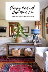 what colors go best with oak trim choosing paint colors to pair with wood trim finding