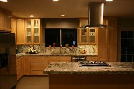 maple kitchen cabinets with white granite countertops white granite with maple cabinets granite but i fell
